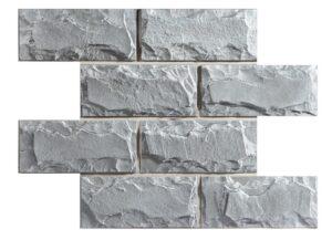Панели Wandstein «Доломит». Серый
