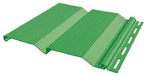 Сайдинг Standart. Зелёный