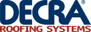 Логотип компании Decra