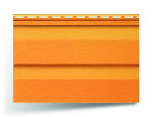 Сайдинг Kanada Плюс. Оранжевый