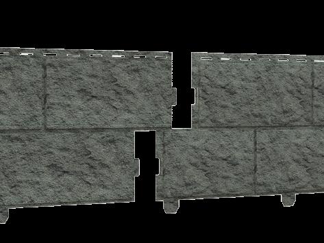 Стоун-хаус камень (двойной замок) Изумрудный