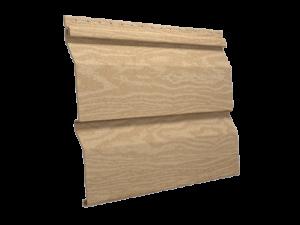 Сайдинг «Timberblock» Кедр янтарный