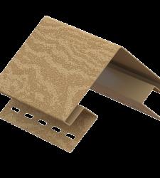 Наружный угол Ю-пласт Timberblock кедр янтарный