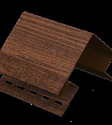 Наружный угол Ю-пласт Timberblock ель сибирская