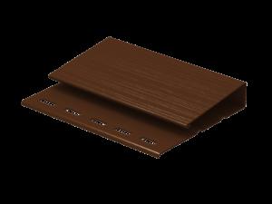 Наличник коричневый