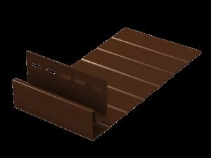 J-фаска коричневая