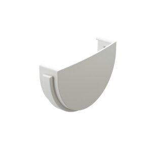 Заглушка желоба Döcke «Standard» белый