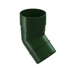 Колено 45° Döcke «Standard» зеленый