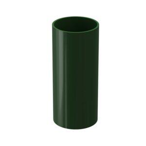 Труба водосточная 1м Döcke «Standard» зеленый