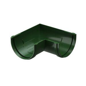 Угловой элемент желоба 90 Döcke «Standard» зеленый