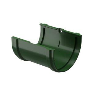 Соединитель желобов Döcke «Standard» зеленый