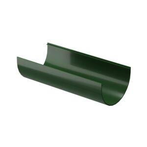 Желоб водосточный 3 м Döcke «Standard» зеленый